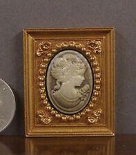 "HALF  SCALE ~  1/2"" scale ~ Dollhouse Miniature~ 1:24 ~ or 1:12 scale ~ Room Box"