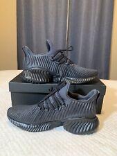 Adidas Alphabounce Instinct Black Triple Black Men's  Sz 8,9,10,10.5 (D96805)