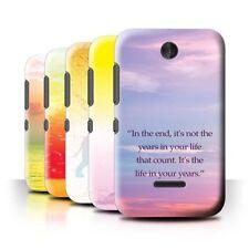 Matte Rigid Plastic Cases & Covers for Nokia 230