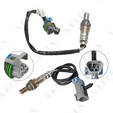 Set 4pcs Upper+Down Oxygen Sensor O2 02 Sensors for 09-12 Chevy Colorado 5.3L V8