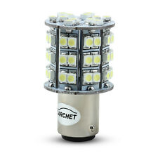Auto Lampada Luce Stop 60 3528 SMD LEDs 1157 1016 BAY15d P21/5W Bianco DC 12V