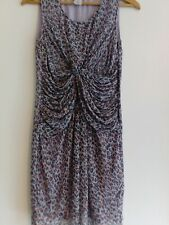 Tony Cohen Silk Dress Size 6M