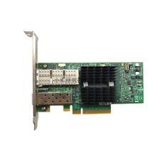 DELL Mellanox MHZH29B-XTR ConnectX-2 Dual Port QSFP 10G SFP+ FH Network Adapter