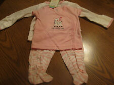 Carters Just One You Infant 3 Months Girls 3 Piece Set Pants Pants & Shirts NWT