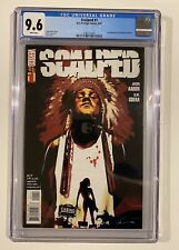 Scalped 1 CGC 9.6 DC Vertigo 2007 White Pages Jason Aaron First print