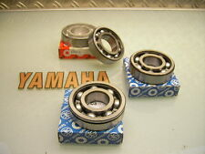 Top quality Originale SKF, FAG 4x c3 Crank Bearing Set Yamaha rd250 rd350 ds7 r5