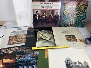 40x Klassik Schallplatten Sammlung Bach Decca LPs Vinyl