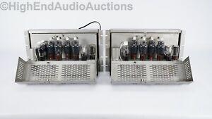 RCA MI-9245-A Vacuum Tube Monoblock Power Amplifiers - 70wpc - Western Electric