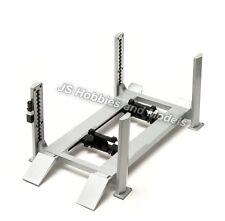 Greenlight 1:18 SCALA 4 POST Officina Sollevatore Rampa/per i modelli pressofuso in argento
