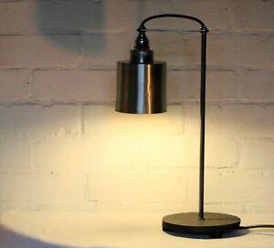 Vintage Desk Lamp Industrial Table Lamp Cast Iron Steel & Alloy