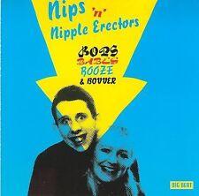 Bops, Babes, Booze and Bovver by Nipple Erectors/The Nips CD, shane McGowan