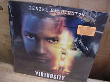 VIRTUOSITY SOUNDTRACK PETER GABRIEL DEBORAH HARRY ORIGINAL RELEASE Sealed 2 LP
