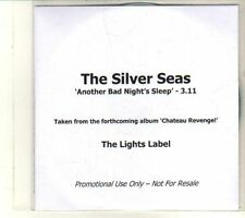 (DS95) The Silver Seas, Another Bad Night's Sleep - 2011 DJ CD