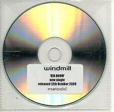(AB214) Windmill, Big Boom - DJ CD