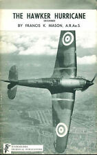 KOOKABURRA TECHNICAL PUBLICATIONS HAWKER HURRICANE WW2 RAF BoB SEAC RAAF RCAF