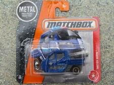 Matchbox 2017 #070/125 METER MADE blue police MBX Heroic rescue Case D