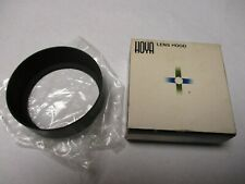 Hoya 58mm metal lens hood. New old stock.