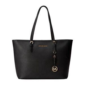 Michael Kors Abbey Women's Medium Backpack - Black