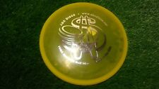 new Abc Discs golf Money putter yellow 173 gold plastic