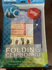 New listing WhiteCoat Clipboard- Blue- Nursing Edition
