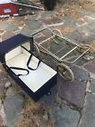 Rare Antique 1970s Marmet Baby Carriage Made In England Pram