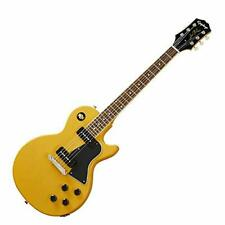 Epiphone Inspired by Gibson Les Paul Special TV Yellow Electric Guitar