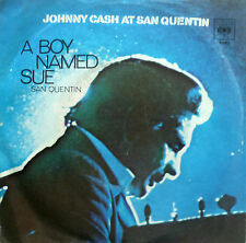 """7"""" 1969 COUNTRY! JOHNNY CASH : A Boy Named Sue /MINT-?"""