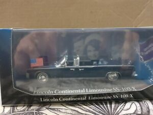 Lincoln continental 1/43 Limousine ss 100 x NEUF