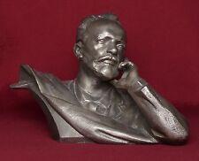 Great Russian composer Tchaikovsky Soviet bust statue sc.Torich USSR 1966