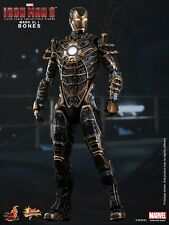 "HOT TOYS Iron Man 3 Bones (Mark XLI) MK 41 12"" Figure IN STOCK"