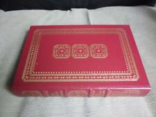BOB SCHIEFFER SIGNED - THIS JUST IN - EASTON PRESS FIRST EDITION LEATHER NEW