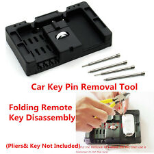 Locksmith Tool Car Folding Remote Key Repair Kit Flip Key Pin Remove Disassembly