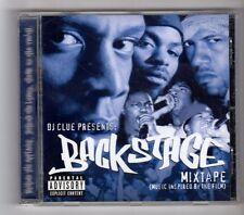 (GZ759) DJ Clue, Backstage Mixtape - 2000 CD