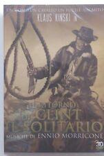 Il ritorno di Clint il solitario (1972) DVD Nuovo Sigillato Morricone