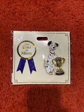 In Hand D23 WDI Disney's Best in Show Dog Pongo 101 Dalmatians Pin LE 300