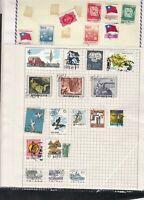 china stamps page ref 18038