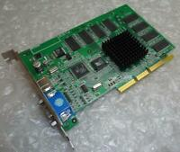 64MB NVIDIA GeForce2 MX-400/64MB AGP VGA TV Out Graphics Card / Video Card