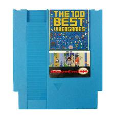Super Games 153 in 1 Nintendo NES Cartridge Multicart - 100 Best