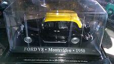 IXO TAXI DU MONDE FORD V8 MONTEVIDEO 1950 Neuf En Boite