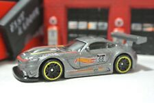 Hot Wheels Loose - '16 Mercedes AMG GT3 - Gray - 1:64 - Project Cars 2 - 2018