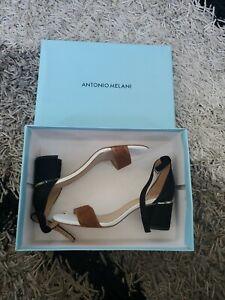 ANTONIO MELANI Heels- Women's Size 7- BRAND NEW W Box- Mint Condition