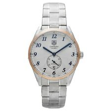 Tag Heuer Carrera WAS2153 Calibre 6 18k Rose Gold & Steel Automatic Men's Watch