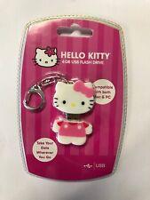 Hello Kitty 4GB USB Flash Drive W/ Clip (46109-WLG)