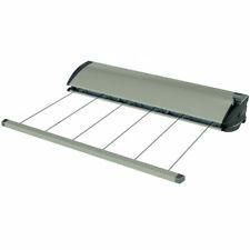 Pica de tierra tendedero rotatorio de Metal Impermeable de Lavandería Lavar Parasol Soporte Poste