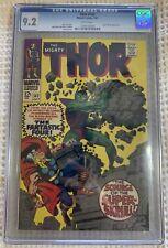 1967 Marvel Thor #142 CGC 9.2 Super Skrull Appearance