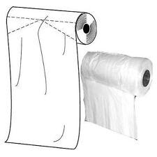 20X5X40 1 Roll 270 White 1.25 mil Premium Garment Bag Dry Cleaner Keep Dust Away