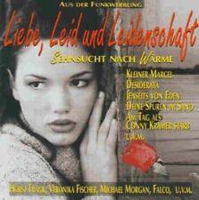 Liebe, Leid und Leidenschaft (1996, da) Horst Frank, Nadine Norell, And.. [2 CD]