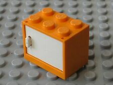 Boite LEGO MdOrange Container Cupboard ref 4532 / 4723 4721 Hogwarts Classroom