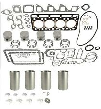 Engine Overhaul Kit STD for Kubota V1702 With Liners