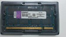 KINGSTON 1Gbyte DDR 400 16 Chip memoria RAM SODIMM codice KVR400X64C3A/1G